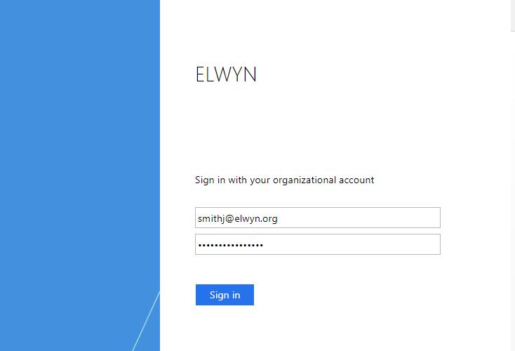 How to log into Elwyn Web Mail – Elwyn IT